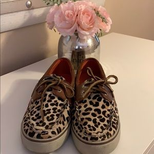 Adorable Cheetah Sperry Top-Sider!
